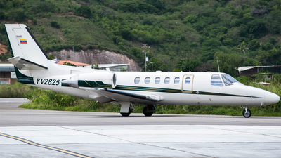 YV2825 - Cessna 550B Citation Bravo - Venezuela - Air Force