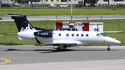 F-HGPE - Embraer 505 Phenom 300E - Pan Europeene Air Service