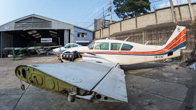 YN-CAZ - Piper PA-23-250 Aztec - Private