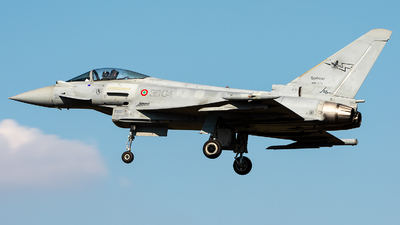 MM7270 - Eurofighter Typhoon EF2000 - Italy - Air Force