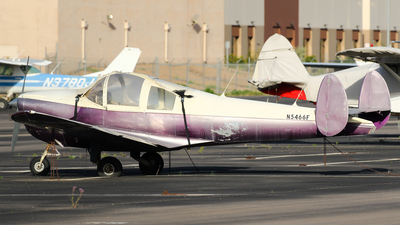 N5466F - Alon A-2 Aircoupe - Private