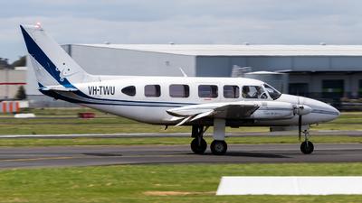 VH-TWU - Piper PA-31-350 Navajo Chieftain - Vortex Aviation