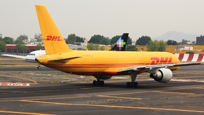 A picture of HP1810DAE - Boeing 75727A(PCF) - DHL - © Chárbel Sandoval