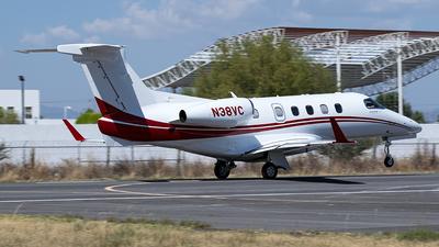 A picture of N38VC - Embraer Phenom 300 - [50500038] - © Rubén Venegas Navarrete