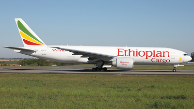 A picture of ETAVT - Boeing 777F - Ethiopian Airlines - © AviaStar Photography