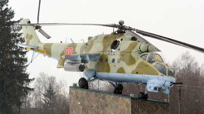 08 - Mil Mi-24V Hind E - Russia - Air Force