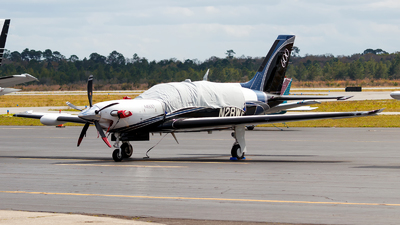 A picture of N28WE - Piper PA46M600 - [4698035] - © Oliver Richter