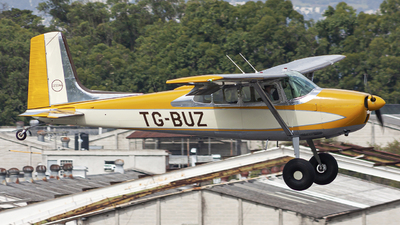 TG-BUZ - Cessna 180G Skywagon - Private