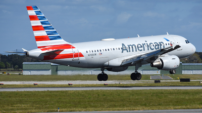 N709UW - Airbus A319-112 - American Airlines