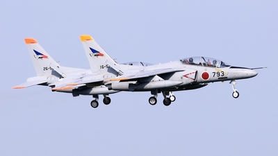 16-5793 - Kawasaki T-4 - Japan - Air Self Defence Force (JASDF)