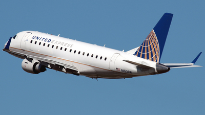 N653RW - Embraer 170-100SE - United Express (Shuttle America)
