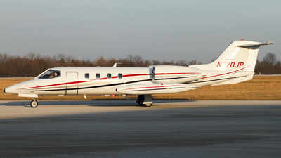 N770JP - Gates Learjet 35A - Private