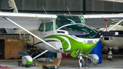 TG-SSC - Cessna 182Q Skylane II - Private