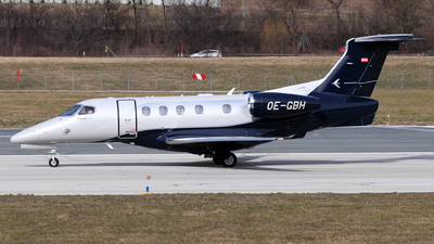 OE-GBH - Embraer 505 Phenom 300 - Tyrolean Jet Services