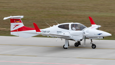 D-GMUC - Diamond DA-42 NG Twin Star - European Flight Academy