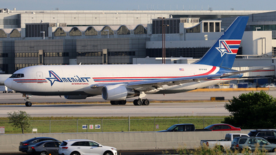 N741AX - Boeing 767-232(BDSF) - Amerijet International