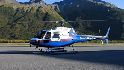 N351VS - Eurocopter AS 350B2 Ecureuil - VS Helicopters