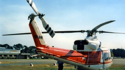VH-AHH - Bell 412 - Private