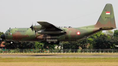 A-1327 - Lockheed L-100-30 Hercules - Indonesia - Air Force