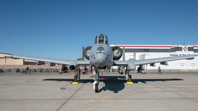 78-0671 - Fairchild A-10C Thunderbolt II - United States - US Air Force (USAF)