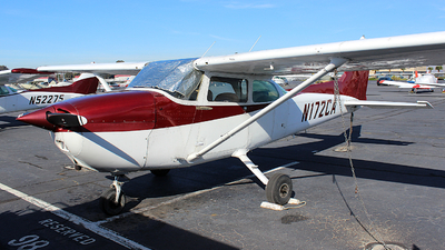 N172CA - Cessna 172N Skyhawk - California Airways Flight School