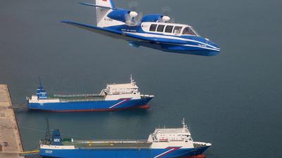 RA-01855 - Beriev Be-103 - Beriev Aircraft Company