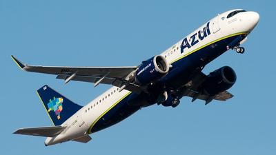 A picture of PRYSD - Airbus A320251N - Azul Linhas Aereas - © Renan Araújo