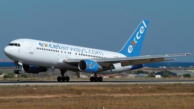 G-BOPB - Boeing 767-204(ER) - Excel Airways