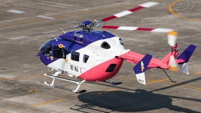 JA21AR - MBB-Kawasaki BK117C-2 - Japan - Gifu Prefecture