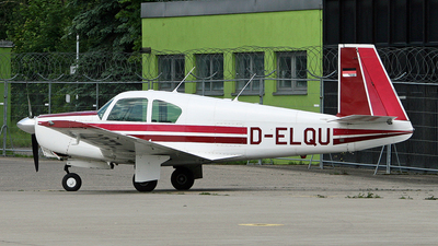 D-ELQU - Mooney M20A - Private