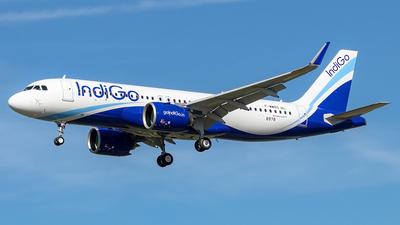 F-WWBS - Airbus A320-271N - IndiGo Airlines