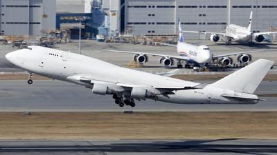 ER-BAM - Boeing 747-409(BDSF) - Aerotranscargo