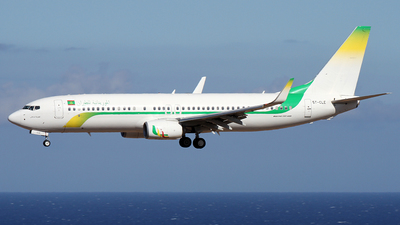 5T-CLE - Boeing 737-88V - Mauritania Airlines