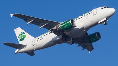A picture of DASTA - Airbus A319112 - [4663] - © Omar Mikati