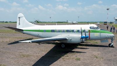 N82D - De Havilland DH-114 Heron - Private