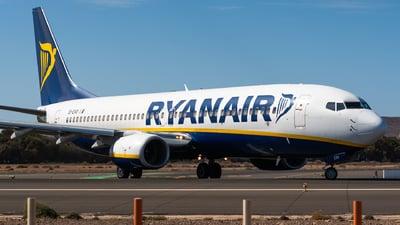 A picture of EIEVO - Boeing 7378AS - Ryanair - © Bartosz Szarszewski