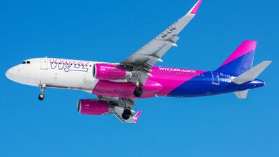 HA-LYQ - Airbus A320-232 - Wizz Air
