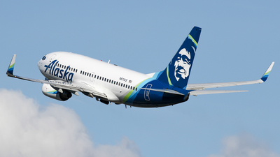 N611AS - Boeing 737-790 - Alaska Airlines