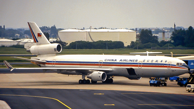 B-153 - McDonnell Douglas MD-11 - China Airlines