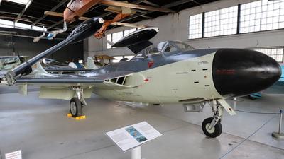 XG613 - De Havilland DH-112 Sea Venom FAW.21 - United Kingdom - Royal Navy