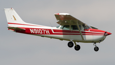 N9107H - Cessna 172M Skyhawk - Private