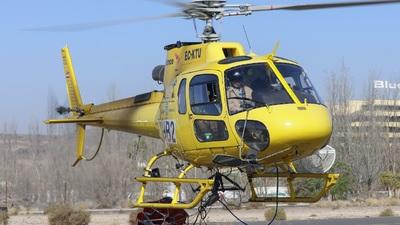 EC-KTU - Aérospatiale AS 350B3 Ecureuil - TAF Helicopters