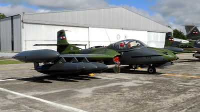 FAU279 - Cessna A-37B Dragonfly - Uruguay - Air Force