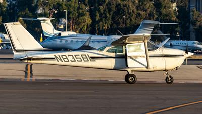 N8358L - Cessna 172I Skyhawk - Private