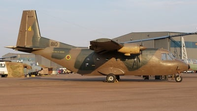 810 - CASA C-212-200 Aviocar - Zimbabwe - Air Force