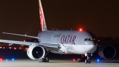 A7-BFF - Boeing 777-FDZ - Qatar Airways Cargo