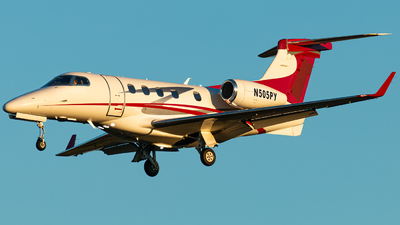 N505PY - Embraer 505 Phenom 300 - Private