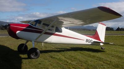 ZK-BQG - Cessna 172 - Private