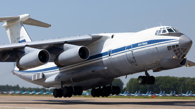 RF-78834 - Ilyushin IL-76MD - Russia - Air Force