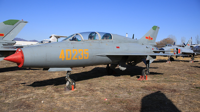 40235 - Shenyang JJ-7 - China - Air Force